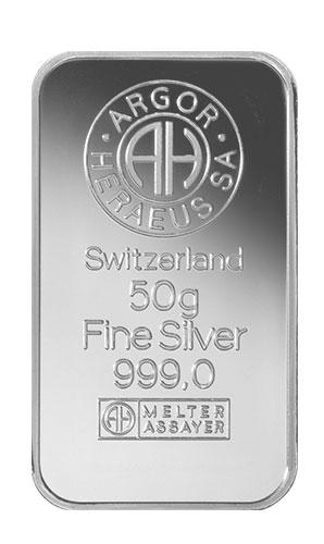 50g Silber Ostern Prämie